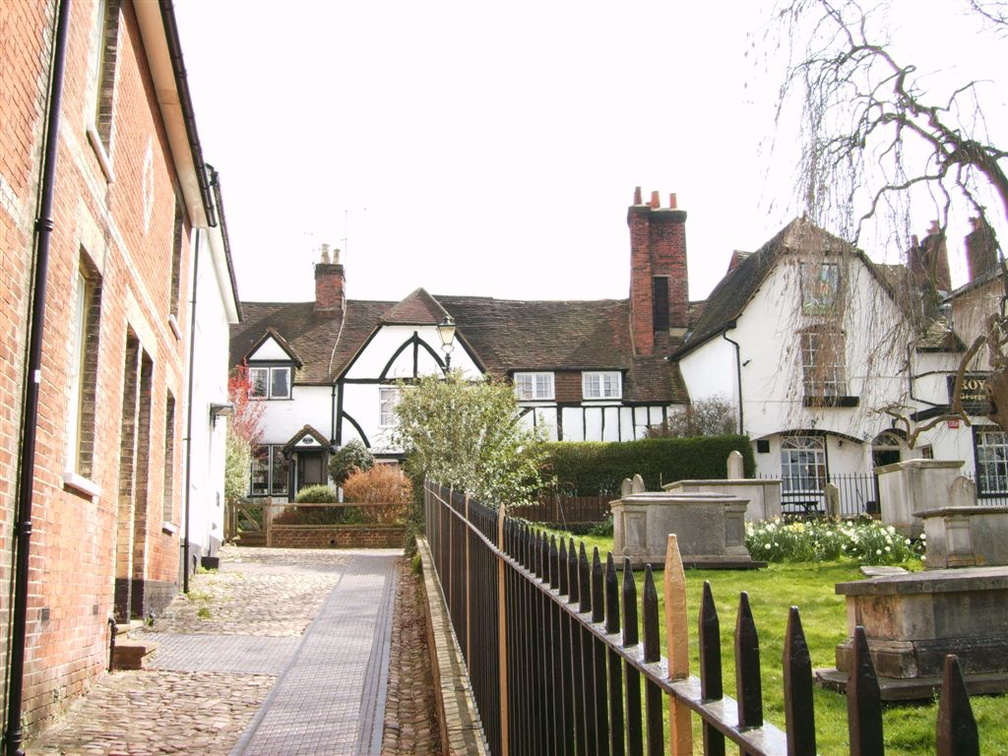 Holy Trinity Cottages 1