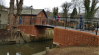 Millmead Lock Bridge