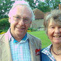 Prayer warriors Robert & Libby Sopwith